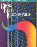 Text Notes for Grob Basic Electronics