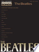 Essential Songs   The Beatles  Songbook