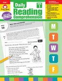 Daily Reading Comprehension Grade 1