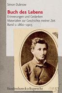Buch des Lebens  1860 1903