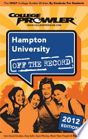 Hampton University 2012
