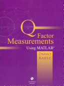 Q Factor Measurements Using MATLAB
