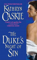 The Duke's Night Of Sin : bestselling author christina dodd bestselling author kathryn...