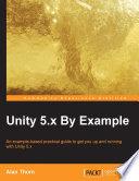 Unity 5 x By Example