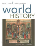 World History to 1800   Lms Integrated for Mindtap History  1 term Access