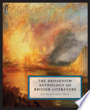 The Broadview Anthology of British Literature  One Volume Compact Edition