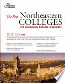 The Best Northeastern Colleges  2011 Edition