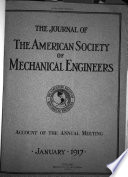 The Journal of the American Society of Mechanical Engineers