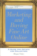 Marketing and Buying Fine Art Online