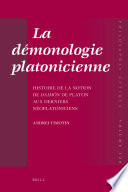 illustration La démonologie platonicienne