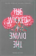 The Wicked + the Divine Volume 4 Book Cover