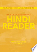 The Routledge Intermediate Hindi Reader