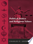 Political Justice and Religious Values