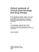 Oxford textbook of clinical pharmacology and drug therapy