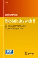 Biostatistics with R