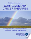 Medifocus Guidebook On  Complementary Cancer Therapies