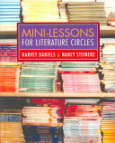 Mini lessons for Literature Circles