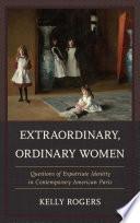 Extraordinary  Ordinary Women