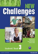 New Challenges 3 Students  Book