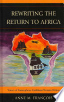 Rewriting the Return of Africa