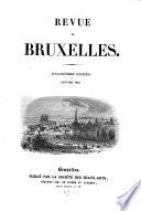 illustration du livre Revue de Bruxelles
