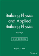 Building Physics and Applied Building Physics   Package