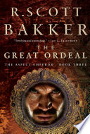 The Great Ordeal The Aspect Emperor Book Three The Aspect Emperor Trilogy  book