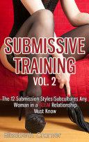 Submissive Training Vol 2