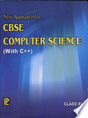 New Approach to CBSE Computer Science XI