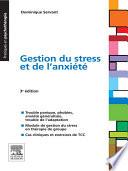Gestion du stress et de l anxi  t