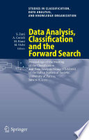 Data Analysis  Classification and the Forward Search