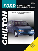 Chilton's Ford Windstar 1995-2003 Repair Manual