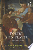 Poetry and Prayer