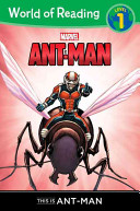 World of Reading  Ant Man This is Ant Man