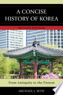 A Concise History of Korea