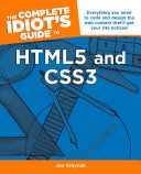 The Complete Idiot s Guide to HTML5 and CSS3