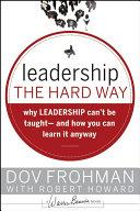 download ebook leadership the hard way pdf epub