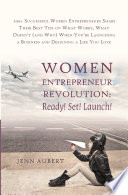 Women Entrepreneur Revolution  Ready  Set  Launch