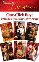 One Click Buy  September 2010 Silhouette Desire