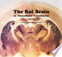 RAT BRAIN IN STEREOTAXIC CRDINATS 2EPPR
