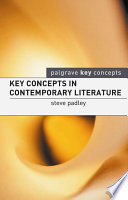 Key Concepts in Contemporary Literature