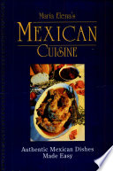 illustration Maria Elena's Mexican Cuisine, Authentic Mexican Dishes Made Easy