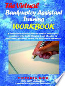 The Virtual Bankruptcy Assistant Training Workbook