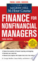 The McGraw Hill 36 Hour Course  Finance for Non Financial Managers 3 E