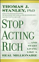download ebook stop acting rich pdf epub