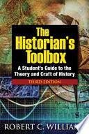 The Historian s Toolbox Book PDF