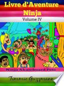 Livre d Aventure Ninja  Ninja Livre Pour Les Enfants