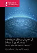 International Handbook of E-learning: Theoretical perspectives and research