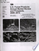 U S  Forest Products Annual Market Review and Prospects