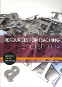 Resources for Teaching English  11 14 Book PDF